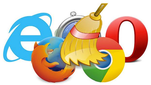 Очищаем кеш в браузере